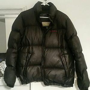 Polo Jeans Co. Jackets & Coats - Polo Jean's Co. puffy down black winter jacket